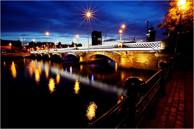 Queens Bridge, Belfast
