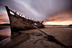 Bunbeg Wreck II