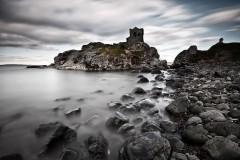 Kinbane Castle, Co. Antrim